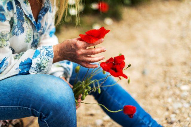 Blume des Frau-Seins @ Raum am Schlosspark